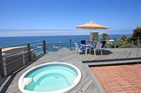 South Laguna Oceanfront Cottage