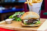 Belgian burger