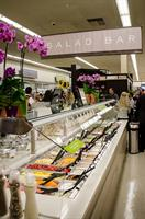 Gelson's Grand Opening. Salad bar. Photo courtesy of Bear Flag Photography.
