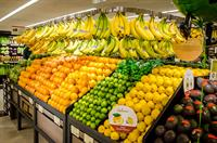 Gelson's Grand Opening. Sweet produce department. Photo courtesy of Bear Flag Photography.