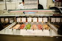 Gelson's Grand Opening. Poke bar. Photo courtesy of Bear Flag Photography.