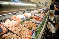Gelson's Grand Opening. Seafood department. Photo courtesy of Bear Flag Photography.