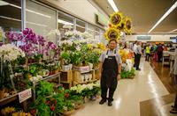 Gelson's Grand Opening. Floral experts and designers to help you create a memorable event. Photo courtesy of Bear Flag Photography.