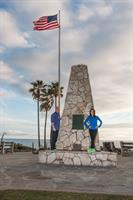 Veterans Memorial in Heisler Park