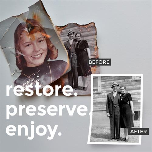 "Photo Restoration - ""In_House"""