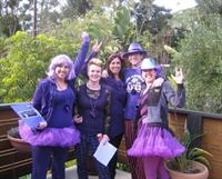 Team Purple Rain for Cloocroo for Empower Nepali Girls Foundation