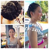 Beauty makeup & hair