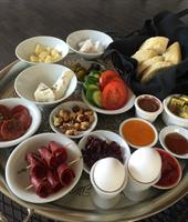 Sultan's Tray . Turkish Breakfast on Sundays.