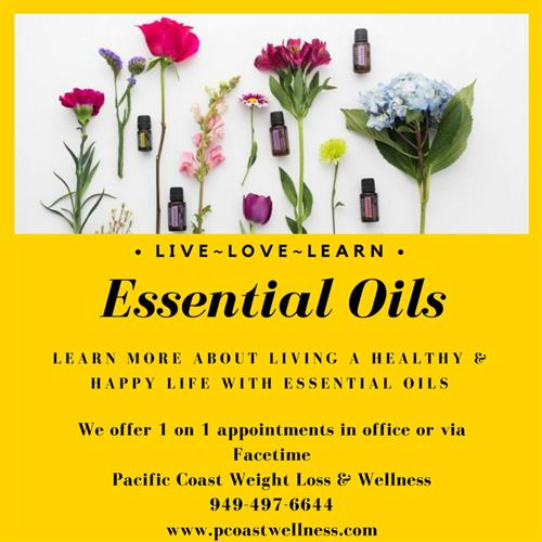 Aromatherapy Consultations