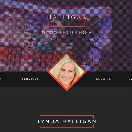 Halligan Entertainment & Media Website