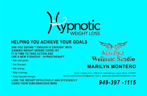 Hypnotic Weight Loss Program