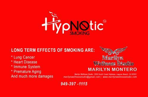 Hypnotic Stop Smoking Program