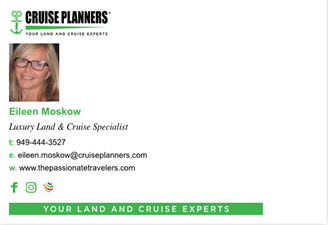 Eileen Moskow - Cruise Planners