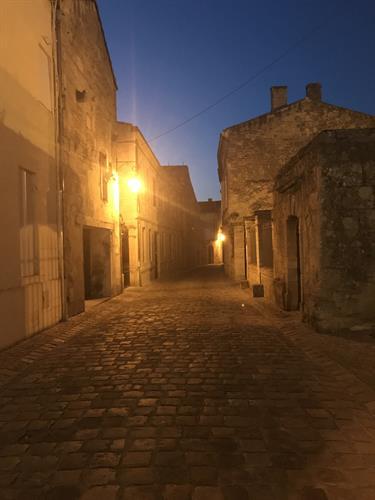 Saint-Emilion Evening Magic