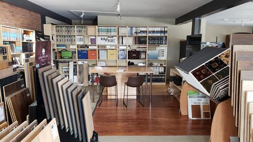 Our designer showroom