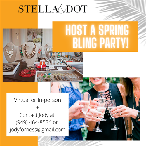 Book a party!!