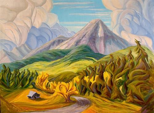Michael Kinsley:  Engineer Mountain