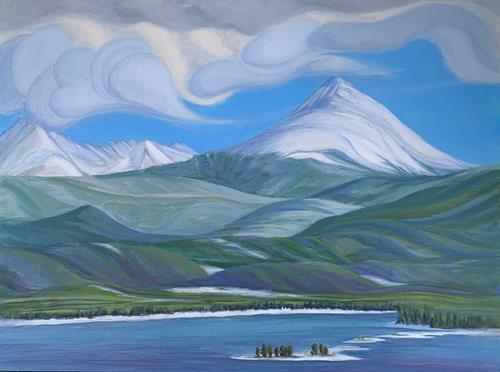 Michael Kinsley:  Lake Dillon