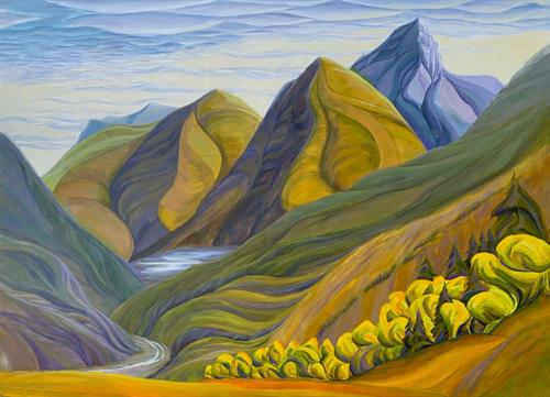 Michael Kinsley:  Mellifilous Mountains