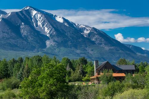 Residence near Mt. Sopris