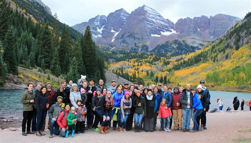 Annual Maroon Bells Fall Company Party - 2017