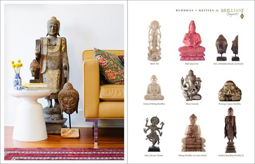 Divine Buddhas + Deity Statues, custom orders available