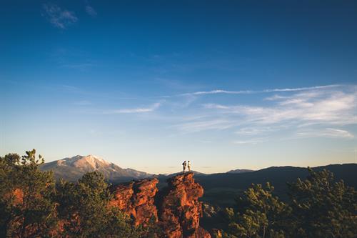Big Skies in Carbondale, CO - Photo credit: Ben Mawhinney
