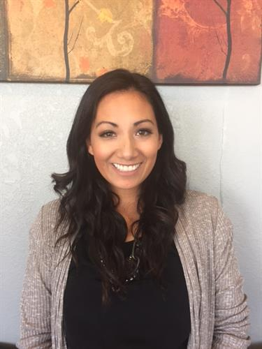 Angie Mango, Account Coordinator Rock Falls