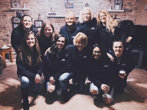 Sedona Staff Christmas 2018