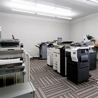 We provide smart multi-function printers to simplify the task and get it done efficiently.