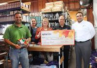 Community Giving Back Program 2015 - RGV Food Bank, Pharr, TX.