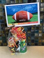 Superbowl 2017- Snack-Bag