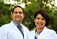 Dr. Humberto Nunez-Gil and Dr.Crystal Villarreal
