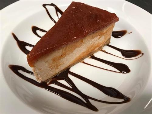 """Guayaba"" Cheesecake"