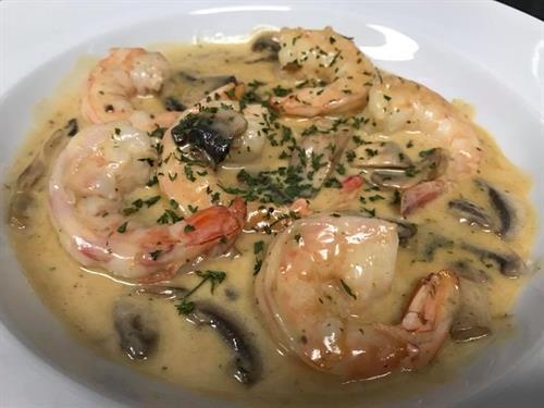 "Jumbo Texas Gulf Shrimp ""No Name"""