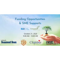 Community Futures & NABI: Funding Opportunities & SME Supports    SMALL BUSINESS WEEK