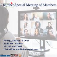Special Meeting of Memebers