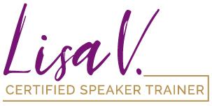 Lisa V. - Certified Public Speaking Coach