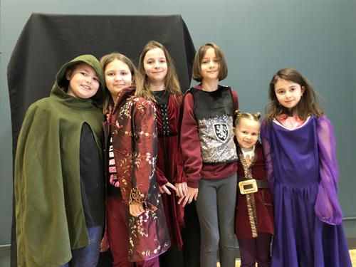 Theatre Classes for Kids and Teens on Saturdays