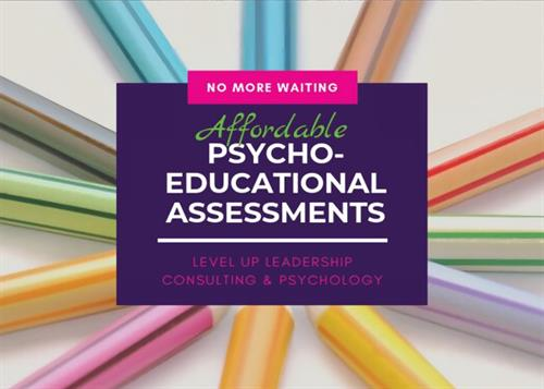 Psycho-educational Assessments