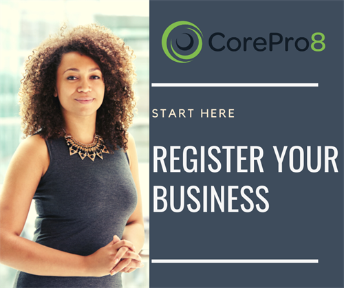 Register your business online