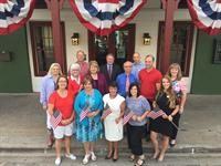 2017 Bastrop Chamber of Commerce Board