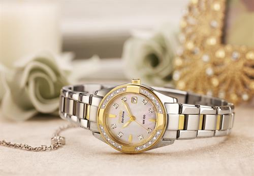 Ladies Citizen diamond watch