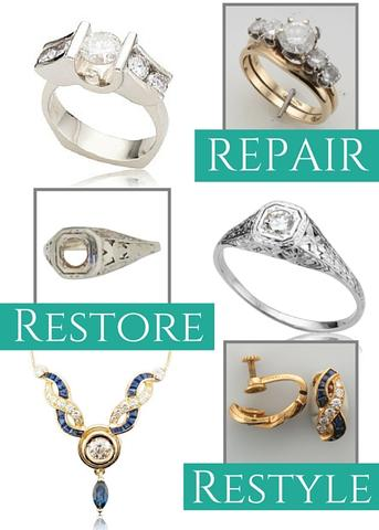 Repairs done in store