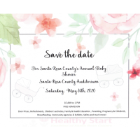 Santa Rosa County's Annual Baby Shower