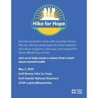 Gulf Breeze Hike for Hope