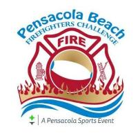 Firefighter's Challenge on Pensacola Beach