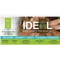IDEAL Roundtable Webinar: Allyship (Inclusion, Diversity, Equity, and Authentic Leadership)