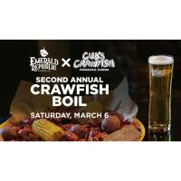 2nd Annual Cubs x ERBC Crawfish Boil