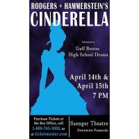 Gulf Breeze High School Drama Presents Rodgers & Hammerstein's Cinderella